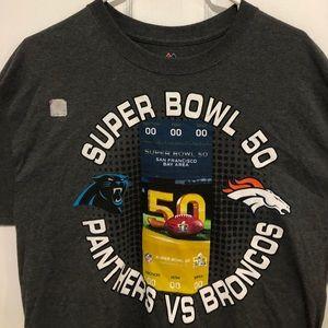Super Bowl men's t shirt